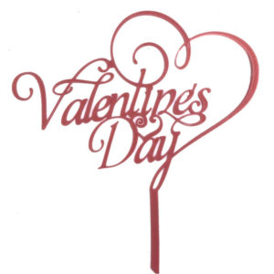 топпер Happy Valentine`s Day